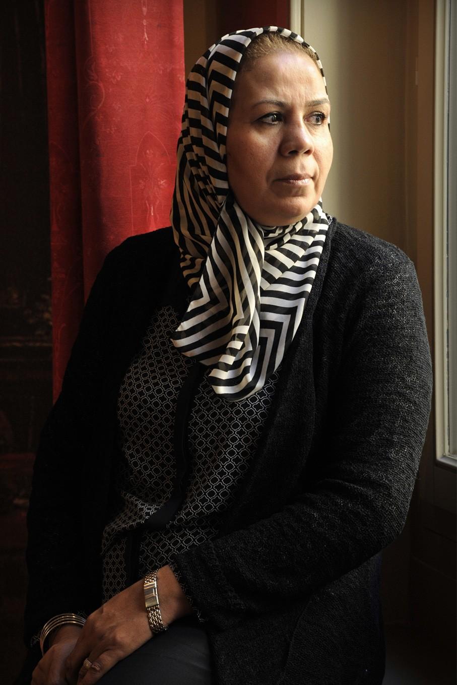 Portrait de Mme Latifa Ibn Ziaten